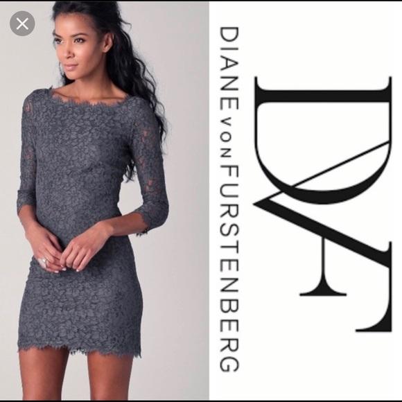 Diane Von Furstenberg Dresses & Skirts - Diane von Furstenberg Zarita Lace Dress